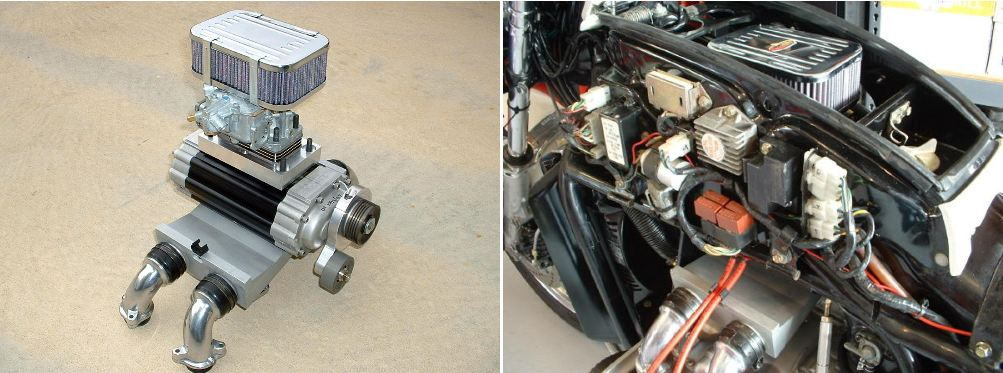 Supercharger Prototype 2