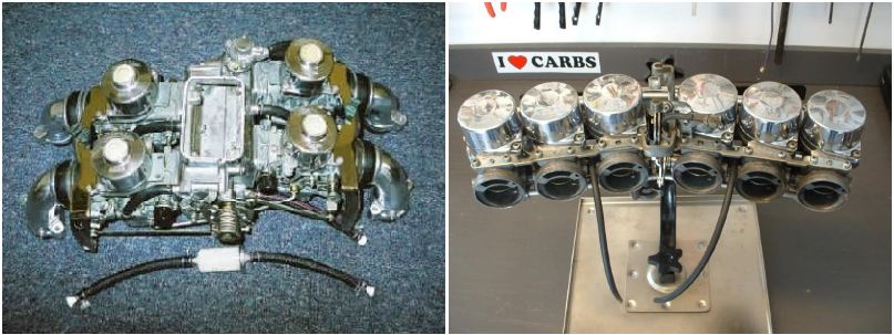 Carb Rebuild Program