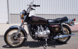 76 GL1000 LTD Restored by Robin Ray