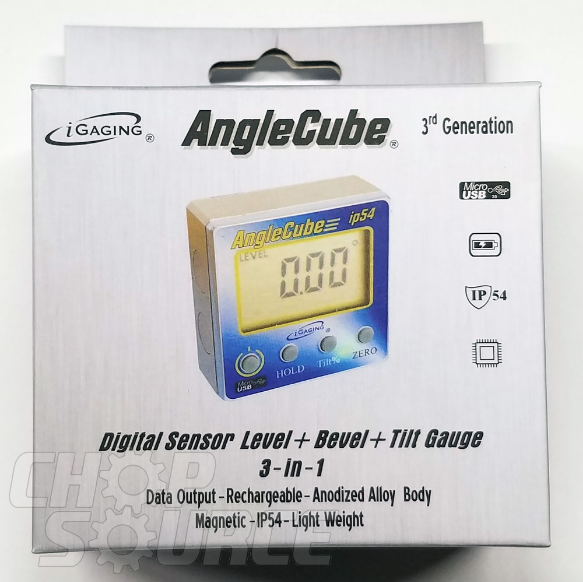 Chop Source Angle Finder Gen 3