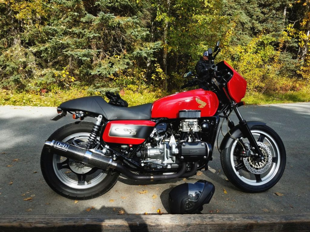 Jim Meyer's GL1000