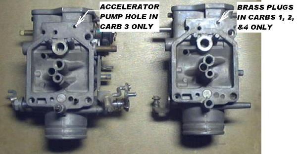 GL1100 Accelerator Passage