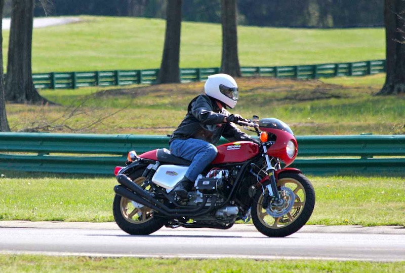 Randakk at Virginia International Raceway on RC-003