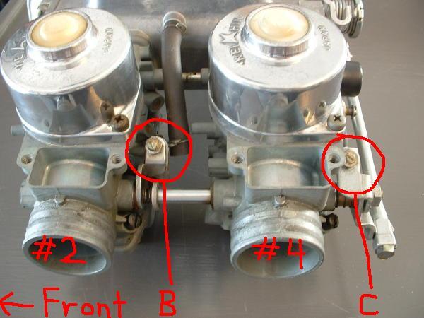 Carb Adjustment Step 2