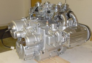 Tech Tips, Tom Cox engine