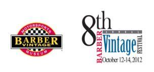 2012 Barber Vintage Festival