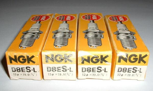 NGKD8ESL Spark Plug