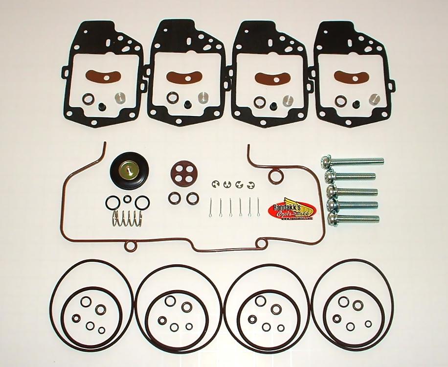 Randakk's GL1000 Master Carb Kit