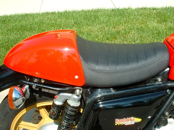 Tail Cowl