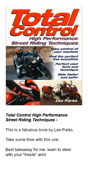 Total Control High Performance Street Riding Techniques