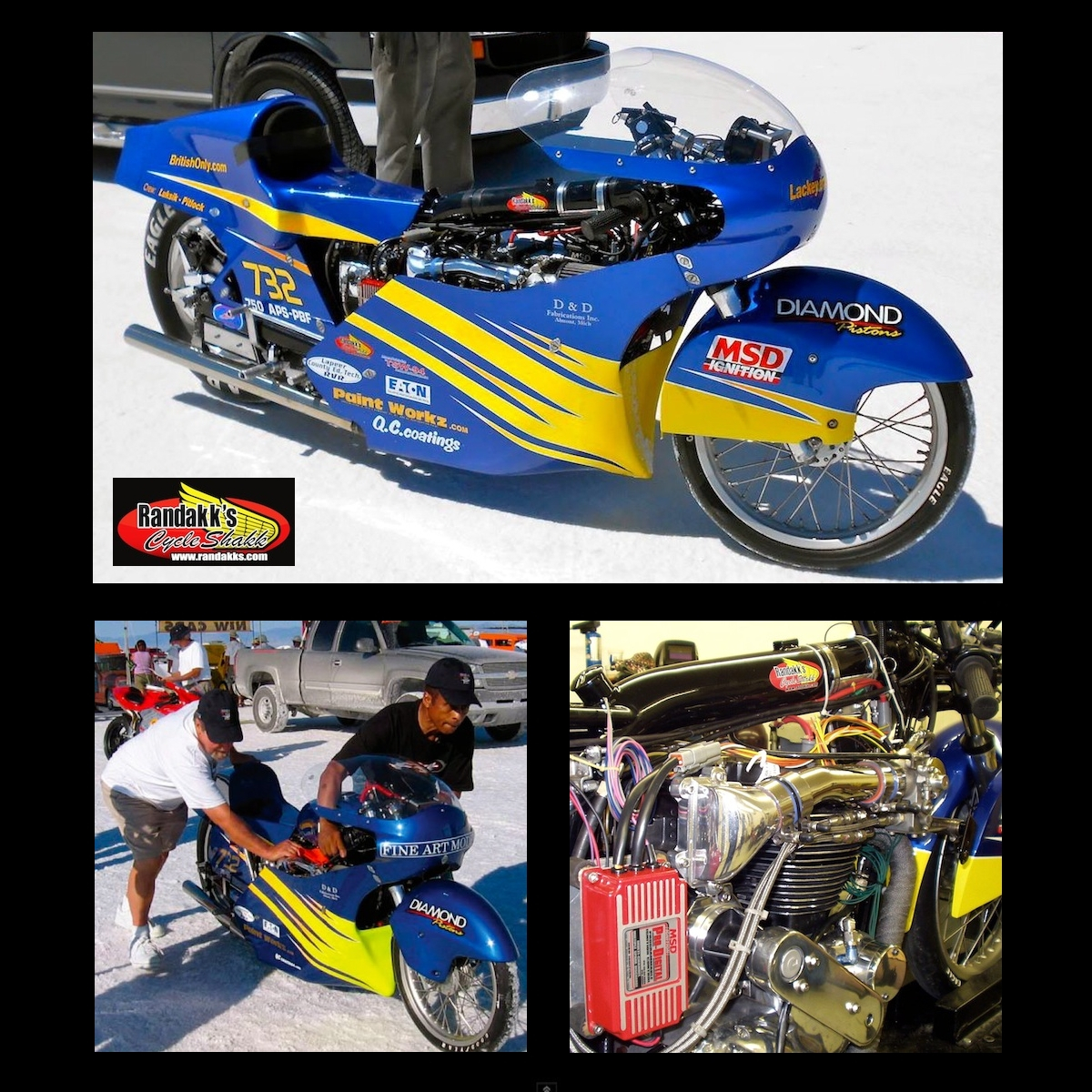 Triumph Salt Racer1