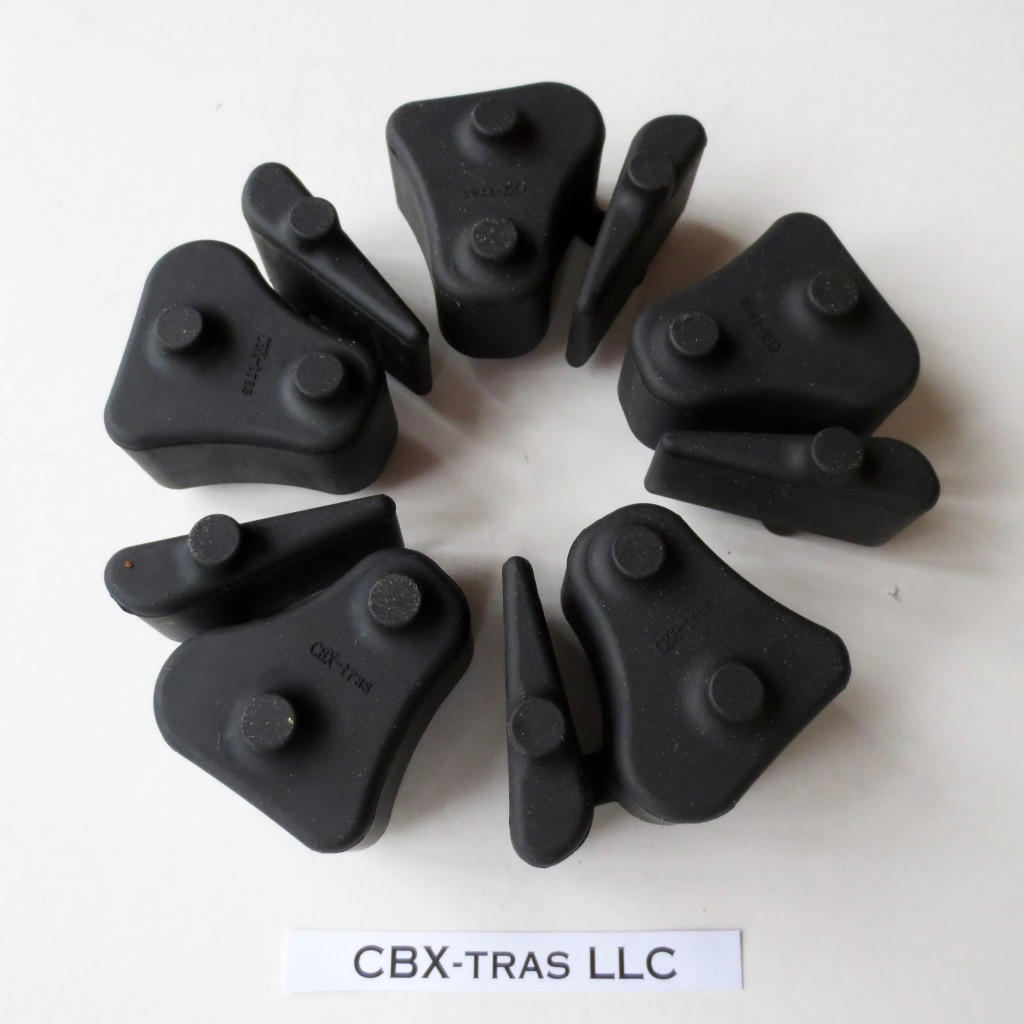 CBX-tras Wheel Dampers 1a