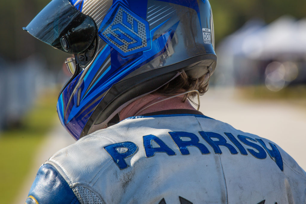 Dennis Parrish AHRMA 2017 Season
