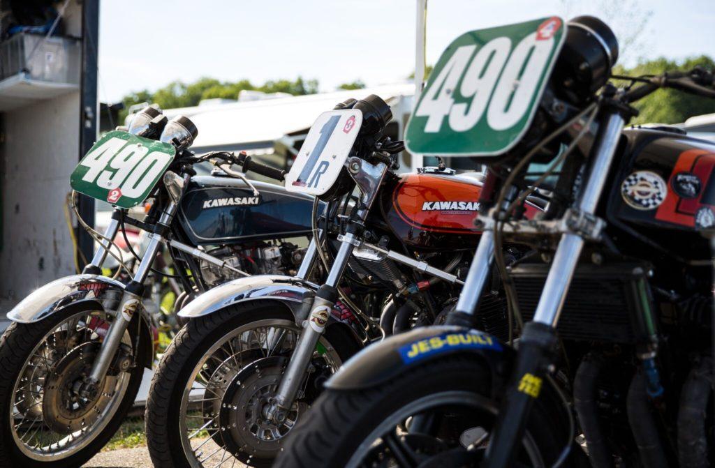 Dennis Parrish Bikes Race Day