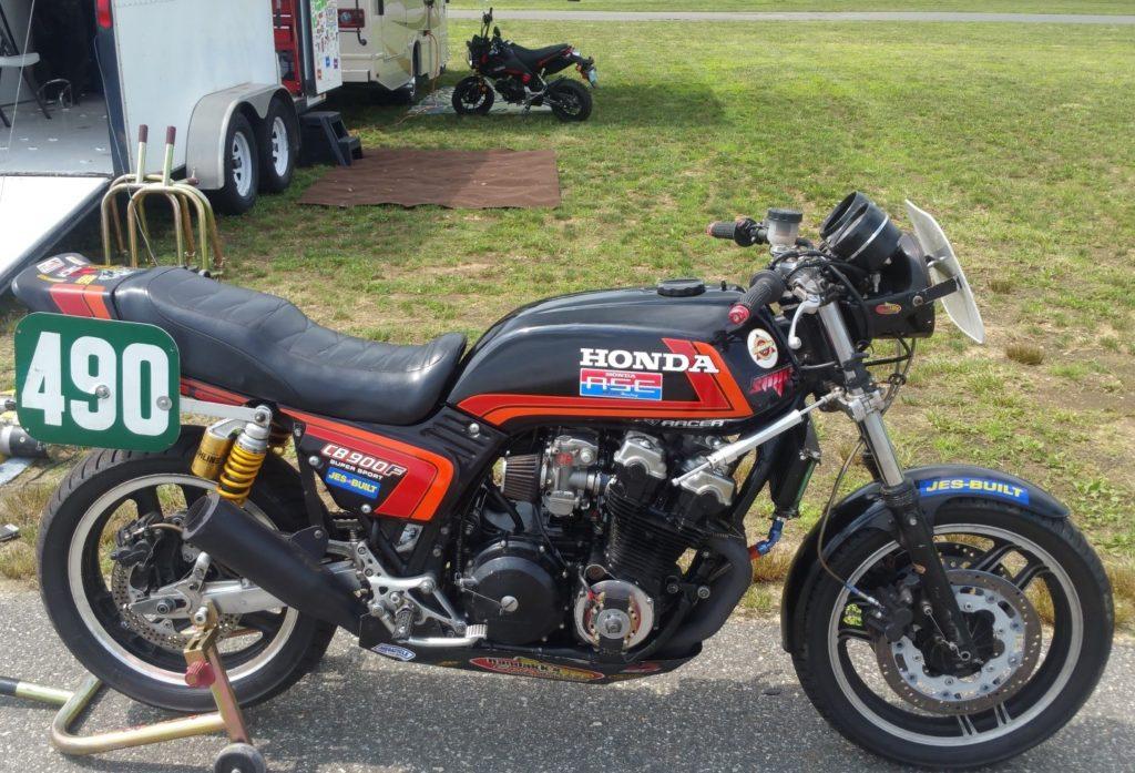Dennis Parrish New Jersey Motorsports