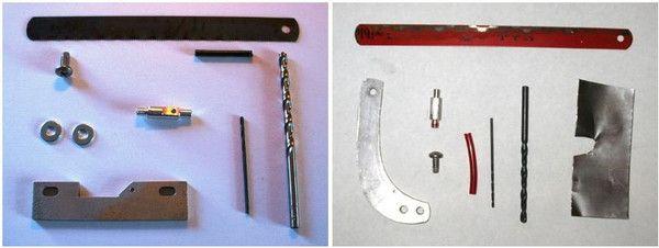 Randakks Float Post Repair Kit A