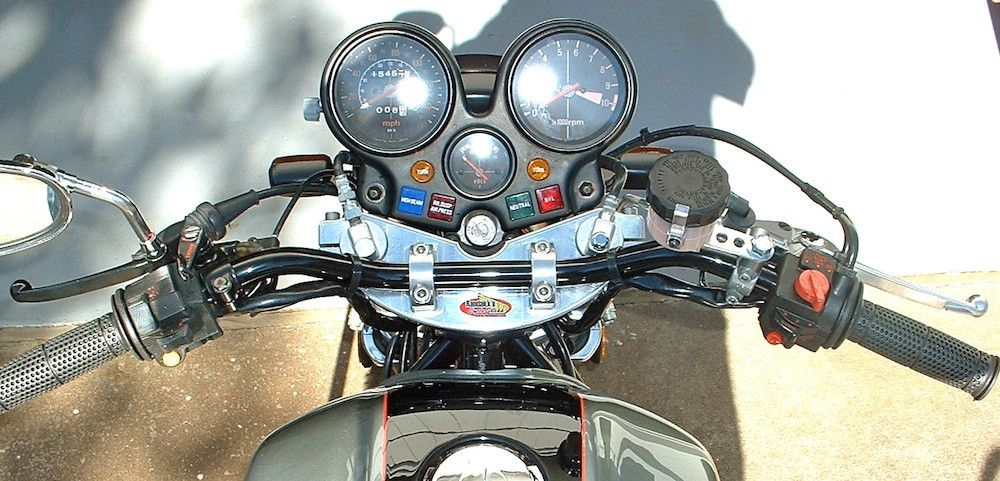 Randakks Honda CBX Handlebar Conversion Kit