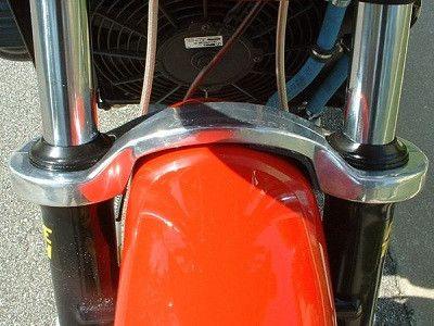 Randakks Superbrace Fork Brace Honda