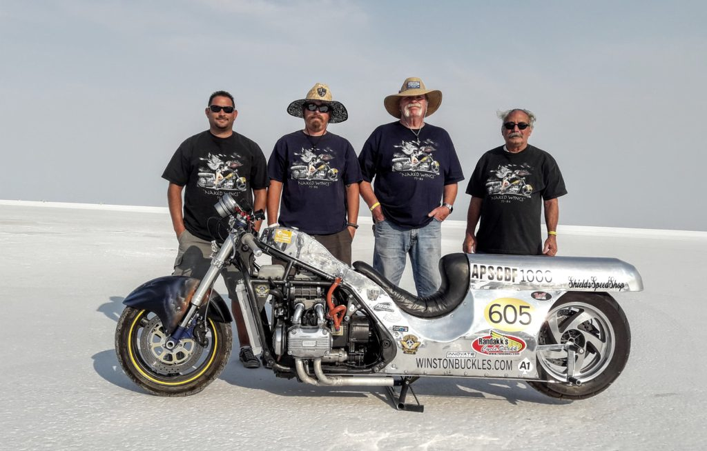 Team Winston Runs Strong At 2018 Ama Bonneville Motorcycle Speed Trials Randakk S Blog